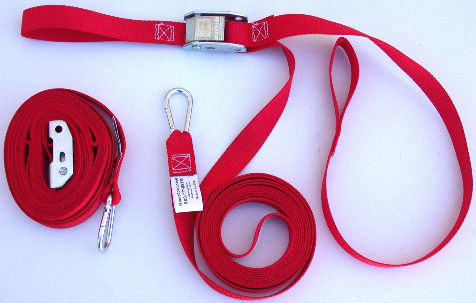 Guy Lines and Tension Straps