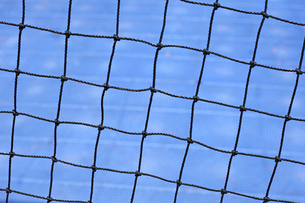 Basketball Perimeter Netting