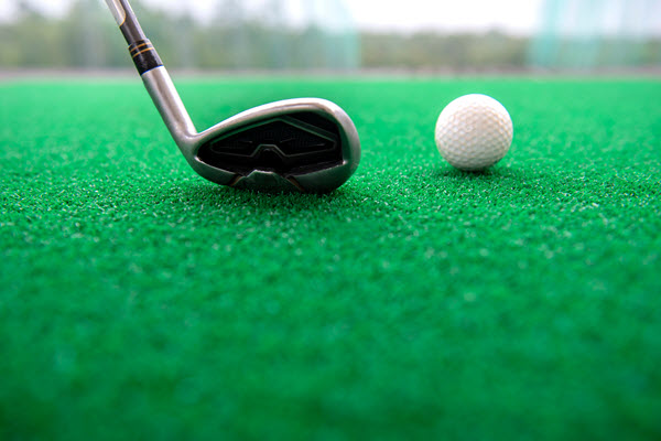 Golf Hitting Mats & Targets