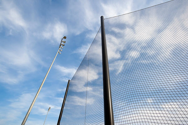 Softball Backstop Netting