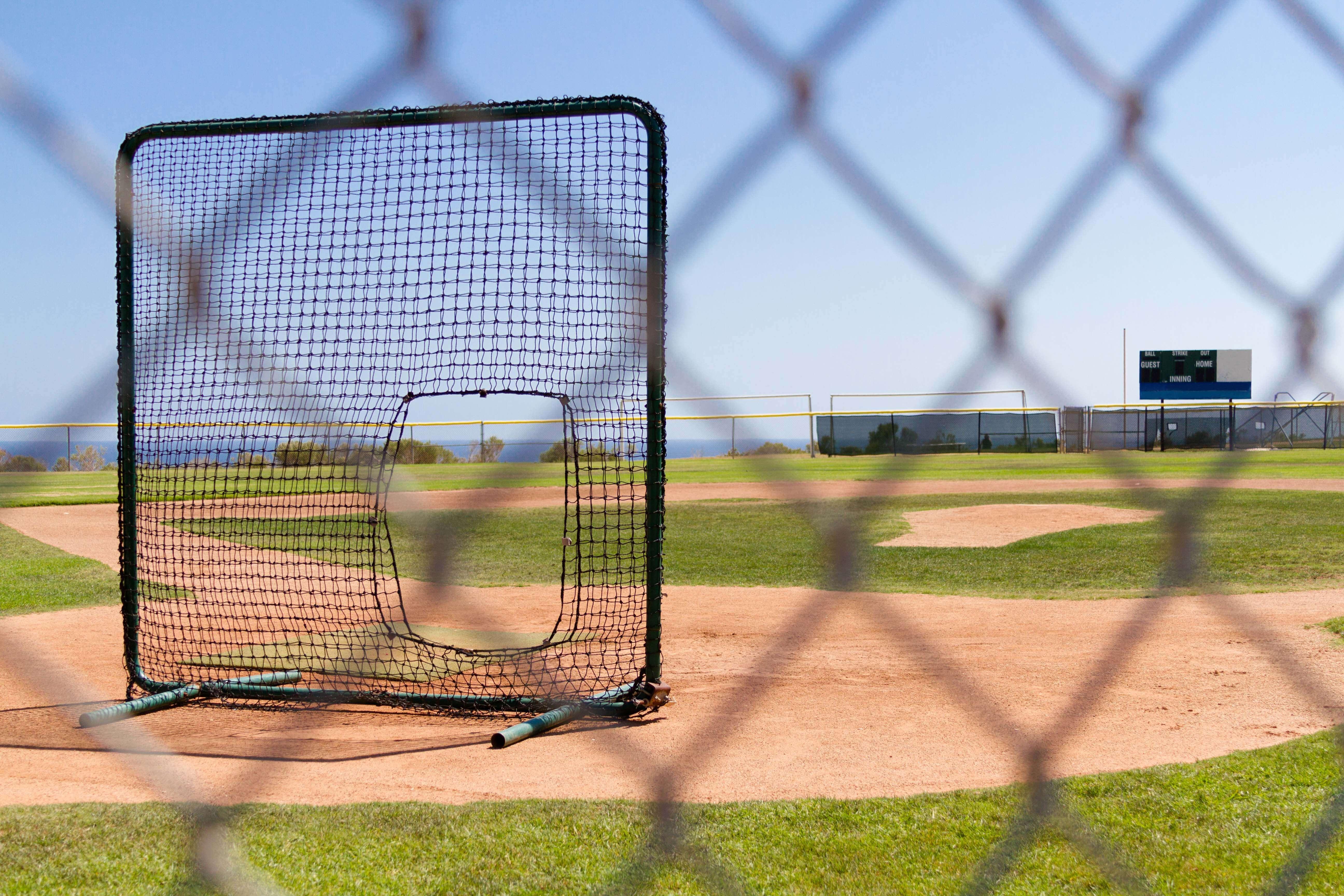 Baseball Protective Screens