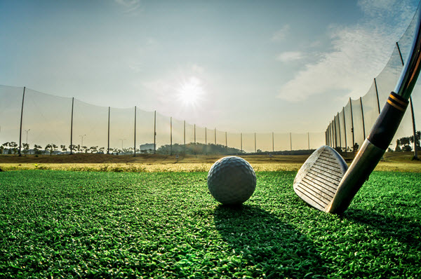 Golf Course & Driving Range Netting