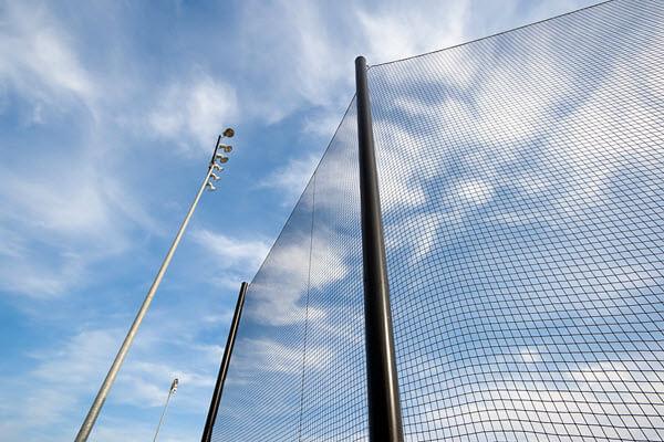 Softball Backstop Netting