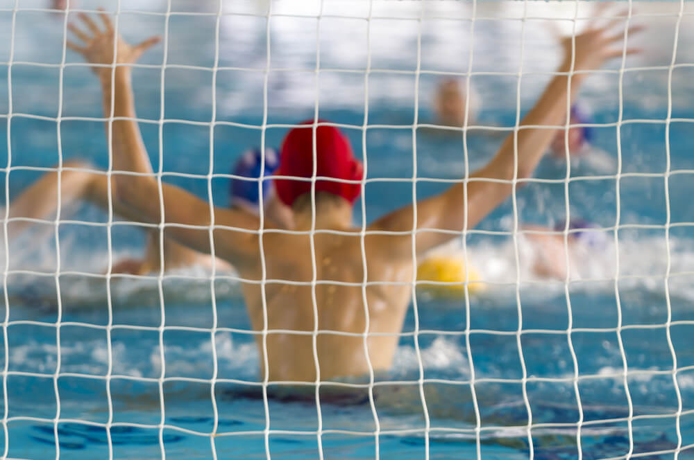 Water Polo Goal Netting
